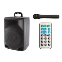 Boxa portabila activaSal PAB 20A, bluetooth, radio FM, USB/SD/SDHC/MMC , HI-FI, Karaoke, Bass-Reflex