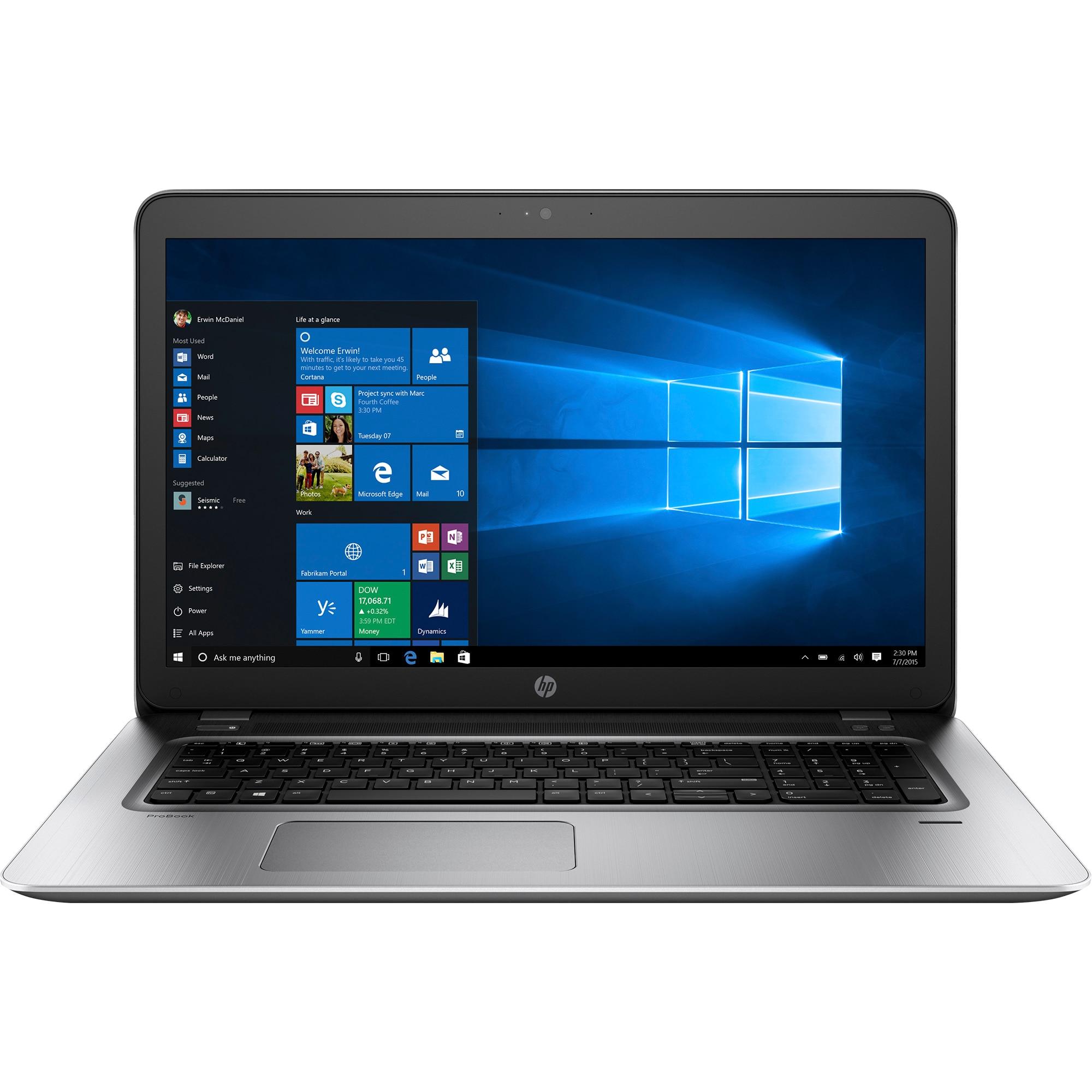 Лаптоп HP ProBook 470 G4