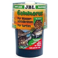 Hrana pentru broaste testoase JBL Gammarus Refill, 80 g