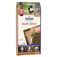 Суха храна за кучета Bosch Adult Maxi, 15 кг
