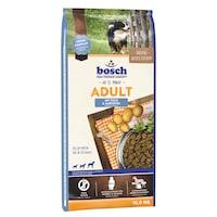 Суха храна за кучета Bosch Adult с Риба и картофи, 15 кг