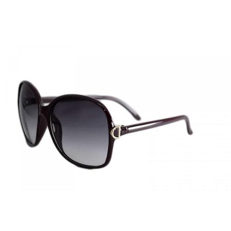 Ochelari de soare Rotunzi 3 - Mov inchis