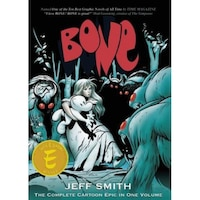 Bone: One Volume Edition, Jeff Smith
