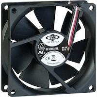 Inter-Tech IT-80 ventilátor, 80 x 80 x 25 mm