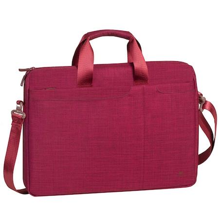 """Rivacase 8335 laptop táska, 15.6"""", Piros"""