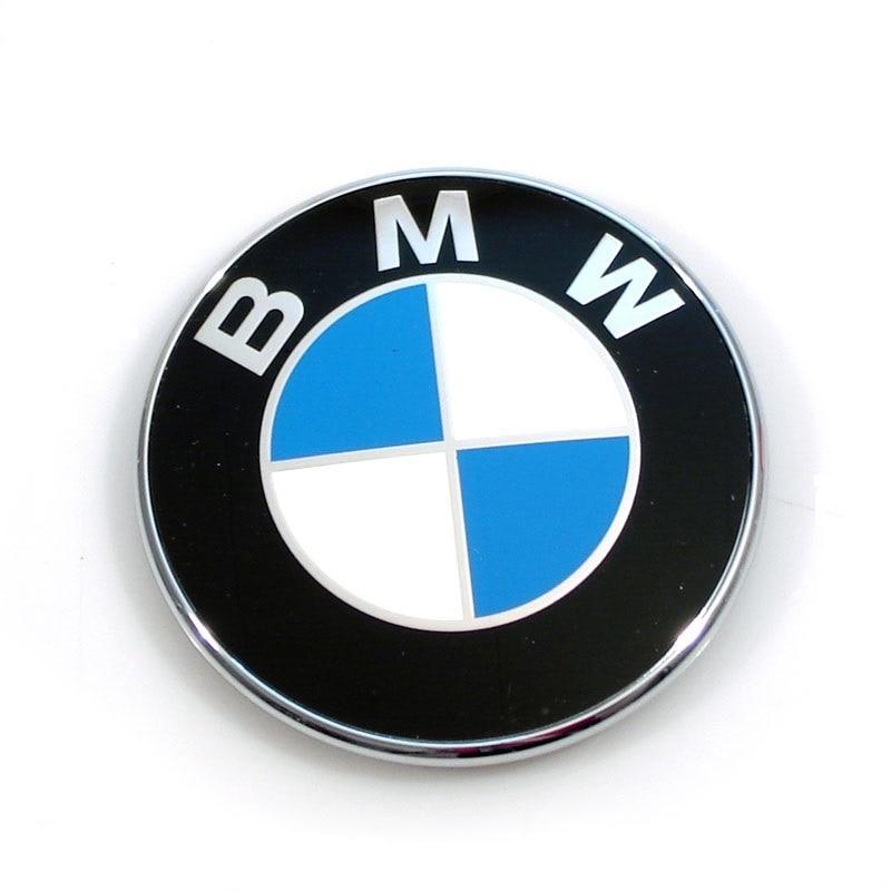 Világító bmw embléma