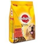 Hrana uscata pentru caini Pedigree Adult, Vita & Pasare, 2.6 Kg