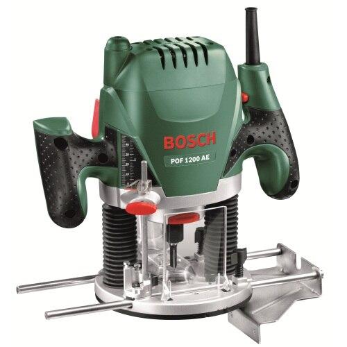 Fotografie Masina de frezat Bosch POF 1200 AE, 1200 W, 28000 RPM, 55 mm