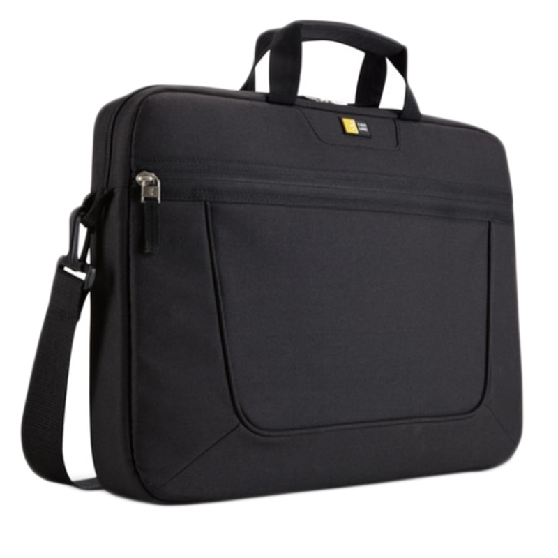 "Fotografie Geanta laptop Case Logic VNAI215, Attache, 15.6"", Slim, Black"