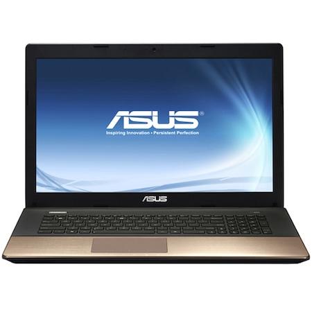 Laptop Asus K75VM-TY033D cu procesor Intel® Core™ i7-3610QM 2.30GHz, Ivy Bridge, 4GB, 750GB, nVidia GeForce GT 630M 2GB, FreeDOS