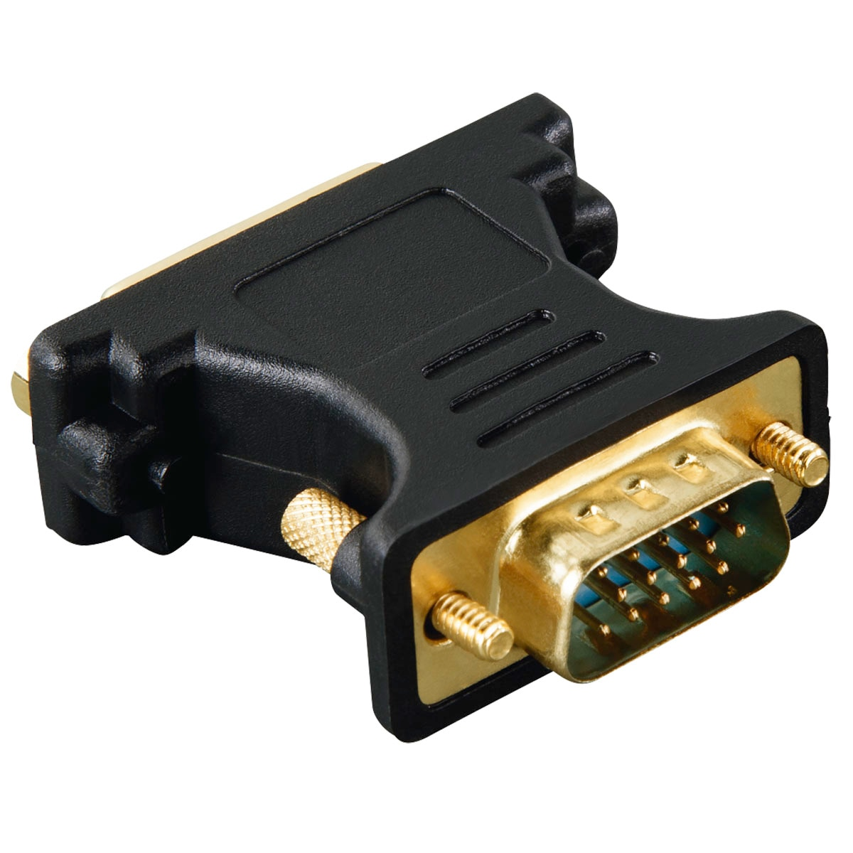 Fotografie Adaptor Hama 15-pin VGA-DVI, analog