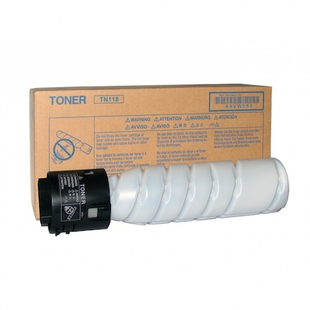 Тонер касета Konica-Minolta TN-118, флакон