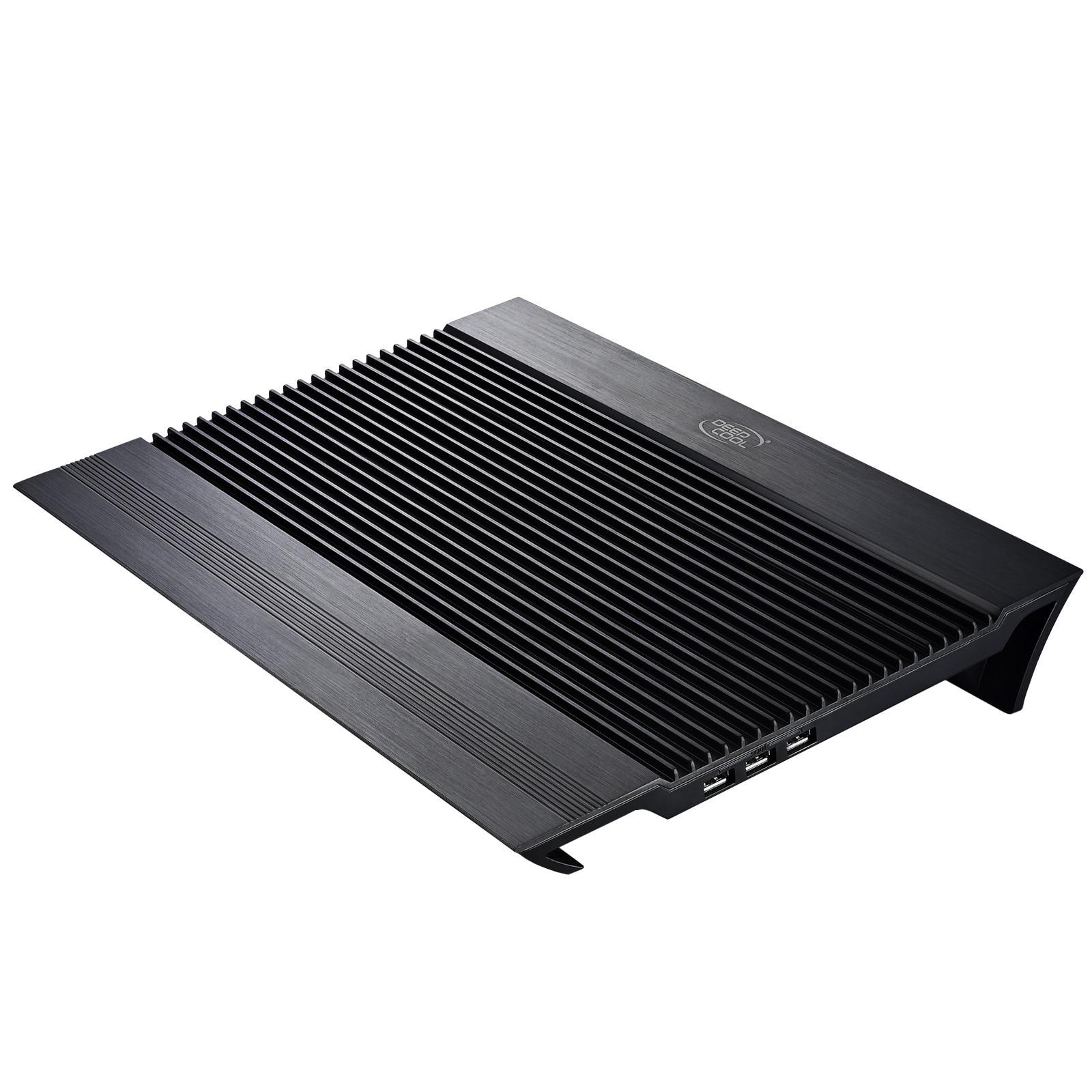 "Fotografie Cooler Laptop DeepCool DP-N8, pentru 17"", Black"