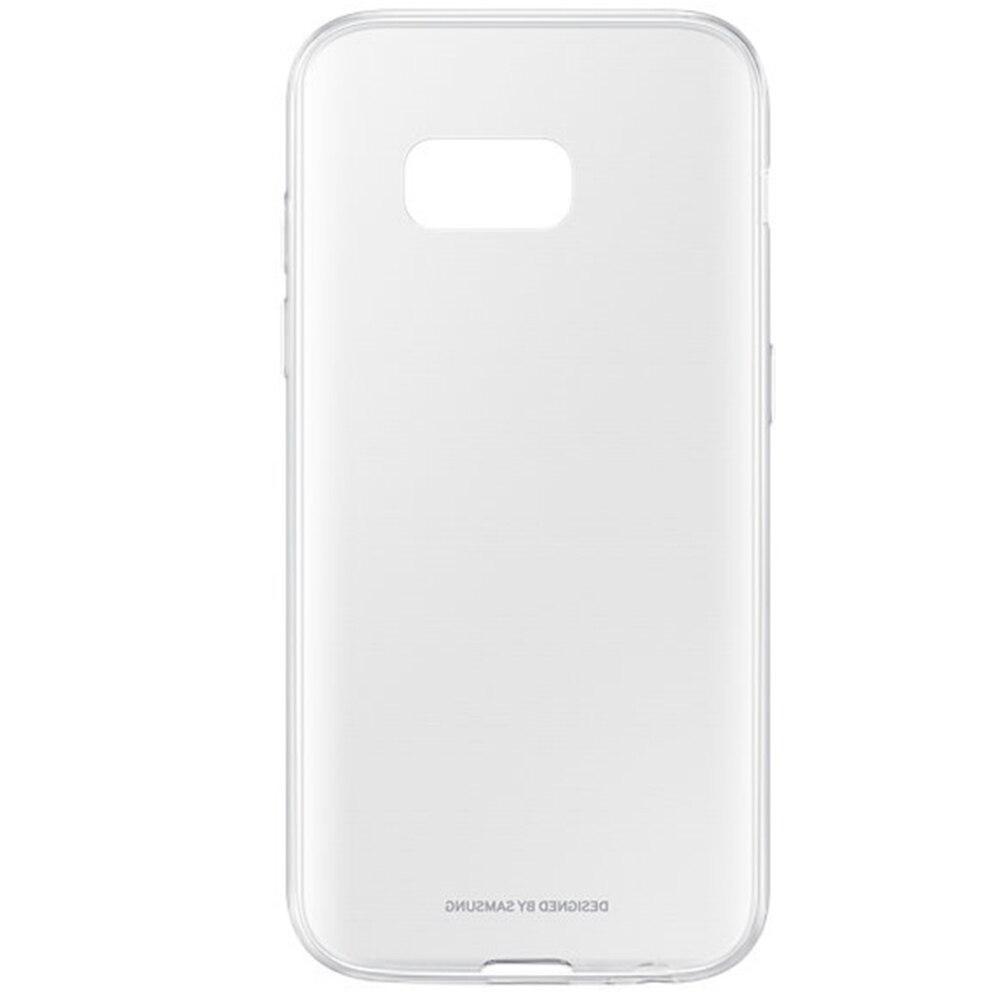Fotografie Husa de protectie Samsung pentru Galaxy A3 (2017), Transparent