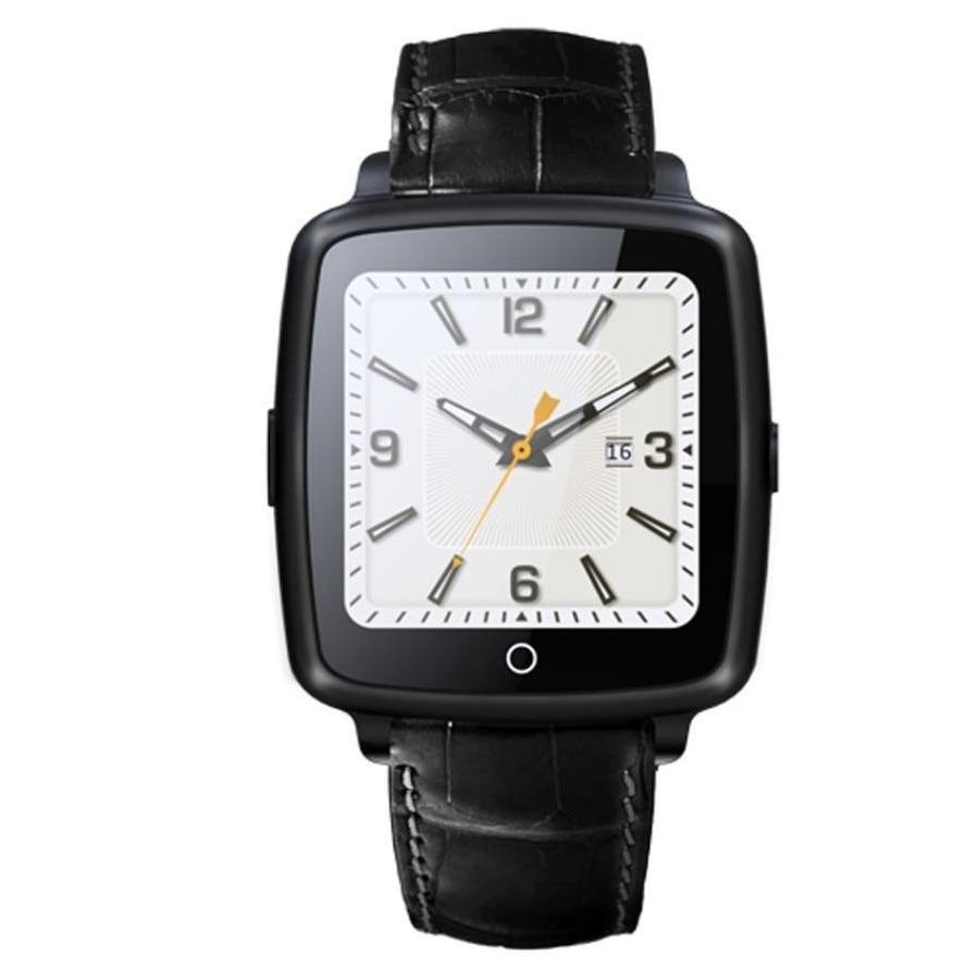 Fotografie Ceas Smartwatch cu telefon iUni U11C Plus, Black
