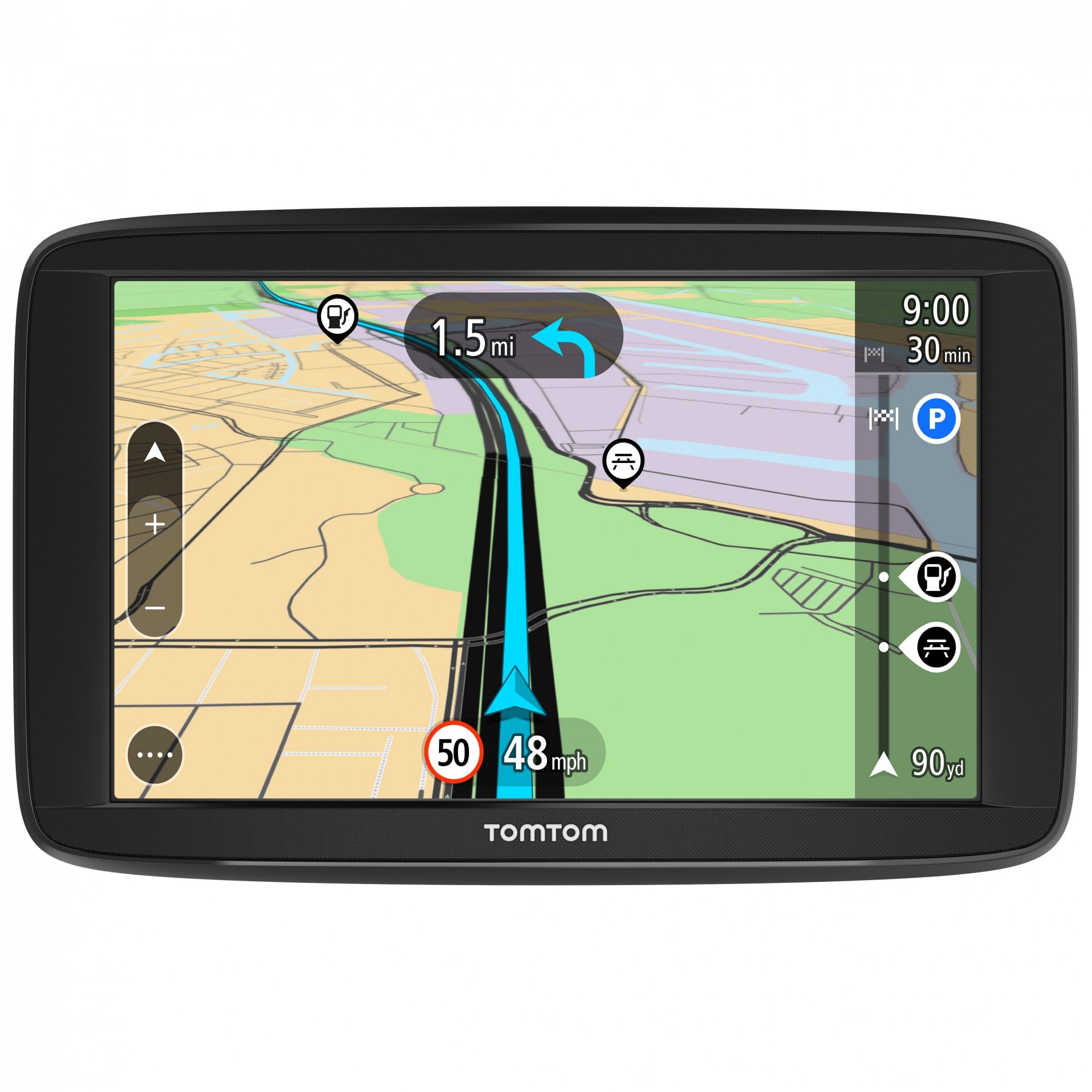 "Fotografie Sistem de navigatie GPS TomTom Start 42, diagonala 4.2"", 8GB, Harta Full Europe Update gratuit al hartilor pe viata"