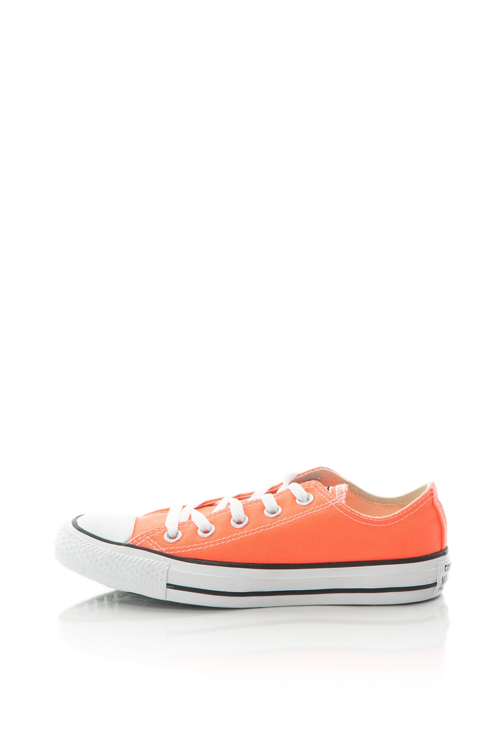 converse cipő fekete narancssárga