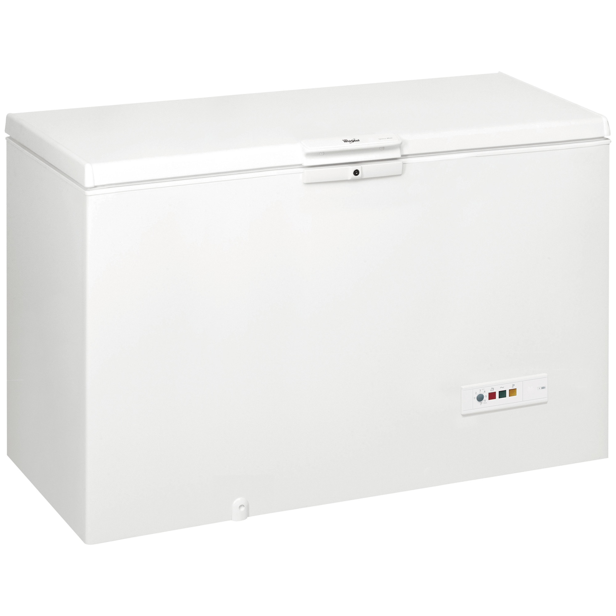 Fotografie Lada frigorifica Whirlpool WHM3911, 390 l, Clasa A+, Alb