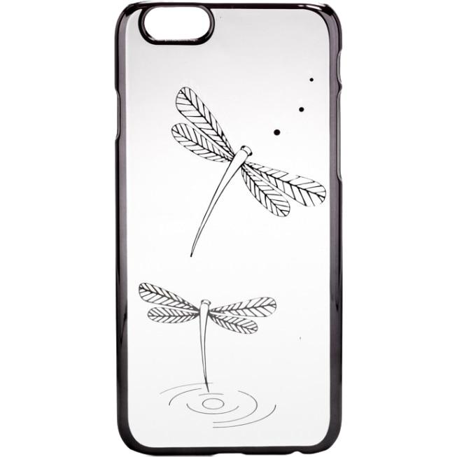 Fotografie Husa de protectie Tellur Hardcase pentru iPhone 8 / iPhone 7, Dragon Fly