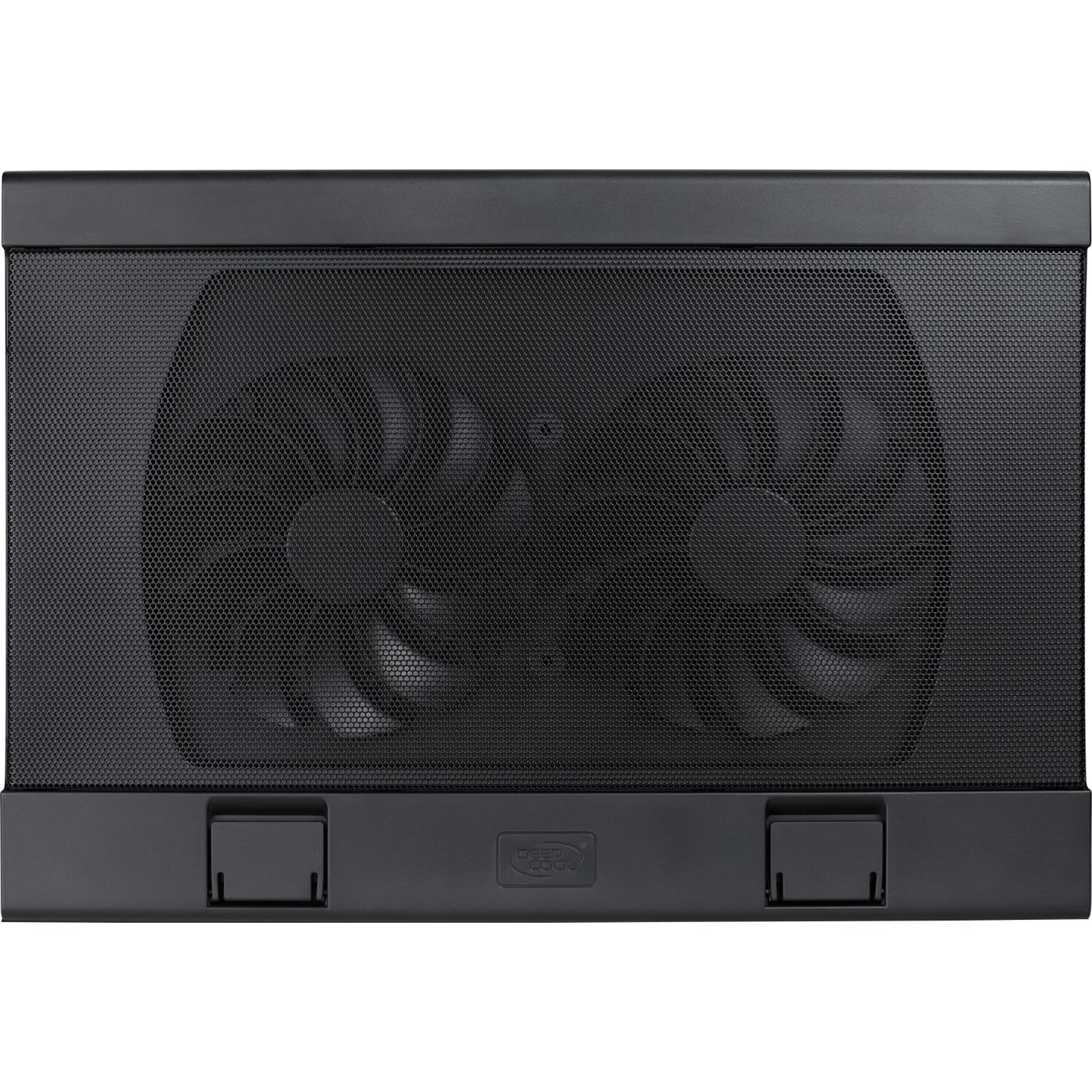 "Fotografie Cooler Laptop DeepCool Windpal, 17"", Hydro Bearing, 4 x USB"