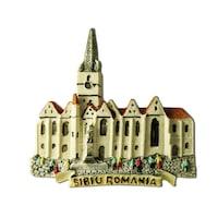 Magnet frigider - Sibiu, Catedrala Evanghelica