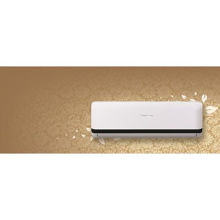 Aparat de aer conditionat Zantia Multisplit, Superslim, Super Inverter, 36000 BTU/h, 4 unitati interioare 9000 BTU/h, CLASA A++, Fabricat in Portugalia