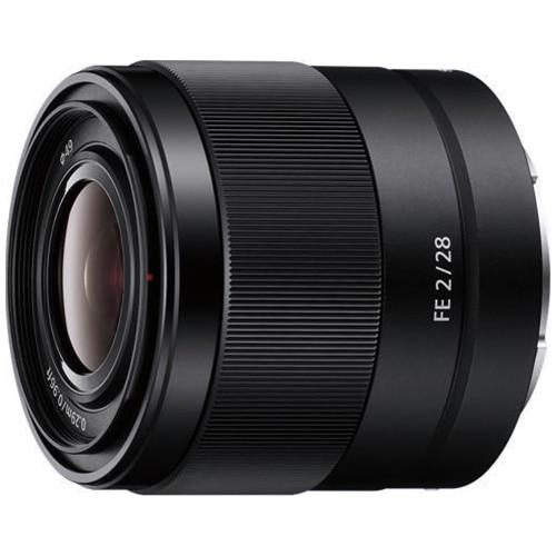 Fotografie Obiectiv Sony, montura FE, 28mm F2.0, Negru