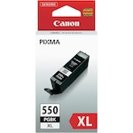 Мастило Canon PGI-550 XL, BS6431B001AA, Black