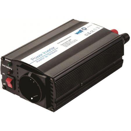 Well Feszültség inverter USB-vel, 24V - 220V, 300W