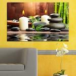 Картини пана Vivid Home от 1 част, Фън шуй, Канава, 70x45 см, №0311