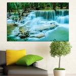 Декоративни панели Vivid Home от 1 част, Природа, PVC, 35x25 см, №0179