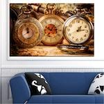 Декоративни панели Vivid Home от 1 част, Колаж, PVC, 35x25 см, №0356