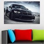 Декоративни панели Vivid Home от 1 част, Кола, PVC, 70x45 см, №0395