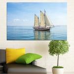 Картини пана Vivid Home от 1 част, Море, Канава, 150x100 см, №0633