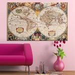 Картини пана Vivid Home от 1 част, Колаж, Канава, 70x45 см, №0655