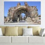 Декоративни панели Vivid Home от 1 част, България, PVC, 100x65 см, №0664