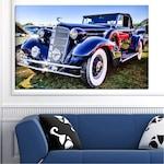 Декоративни панели Vivid Home от 1 част, Ретро, PVC, 70x45 см, №0575