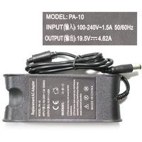Зарядно за лаптоп DELL, 19.5V 4.62A, 7.4x5.0