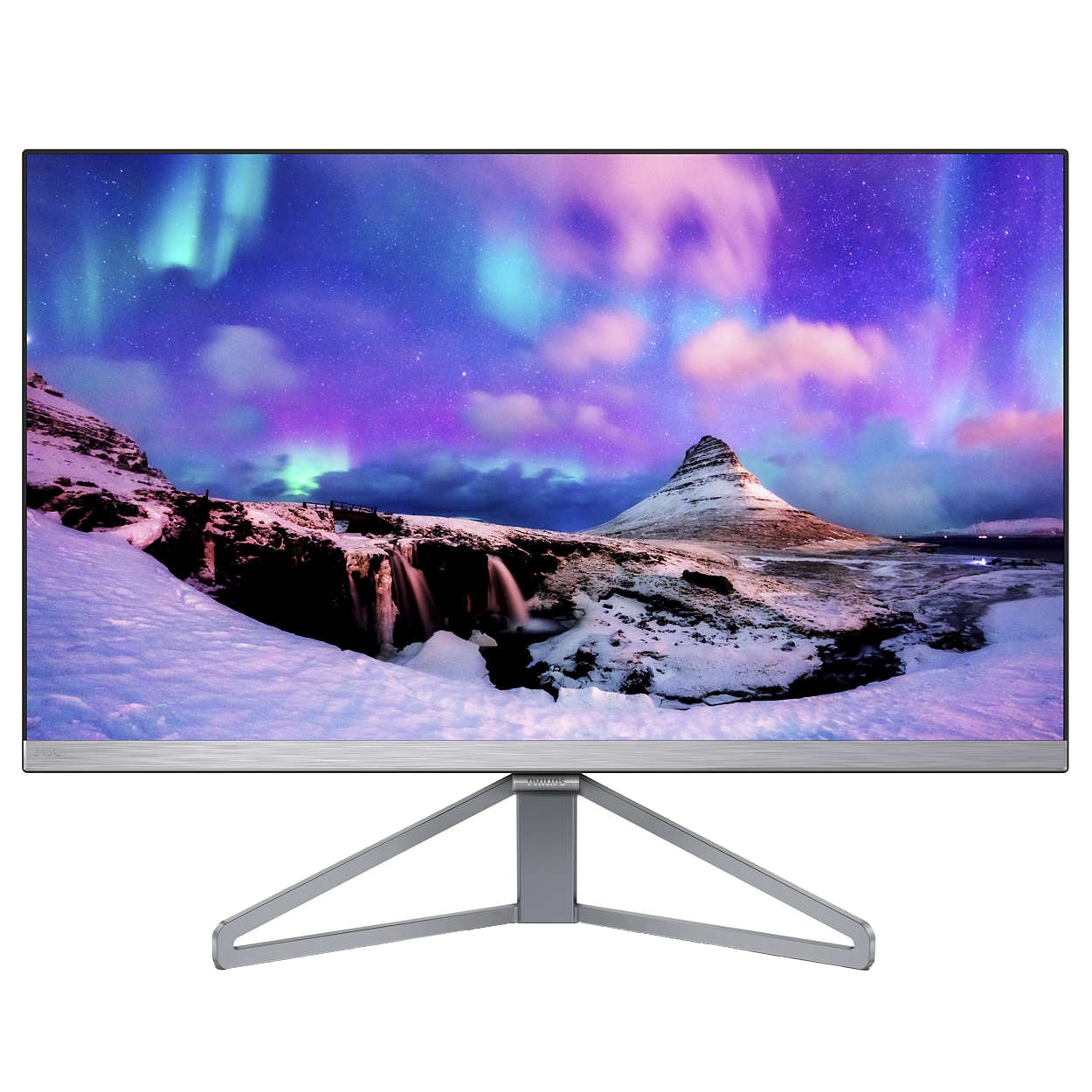 Fotografie Monitor LED IPS Philips 24'', VGA, DVI, DisplayPort, 245C7QJSB/00, Gri