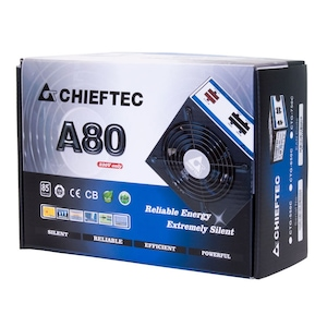 Chieftec 750W A80 CTG750C tápegység (157458)