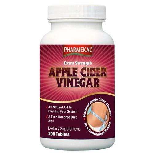 Almaecet Apple Cider Vinegar mg - db - Súlykontroll - Fogyás - Elhízás - a Pharmekal Terméke