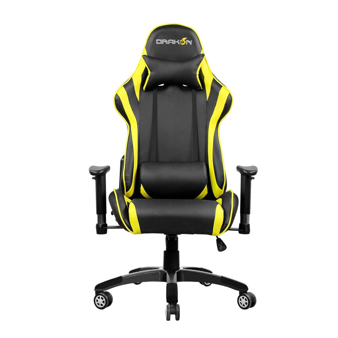 Kring Amun Gaming szék, FeketeNarancssárga eMAG.hu