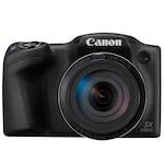 Aparat foto digital Canon Powershot SX430 IS, 20MP, Wi-Fi, Negru
