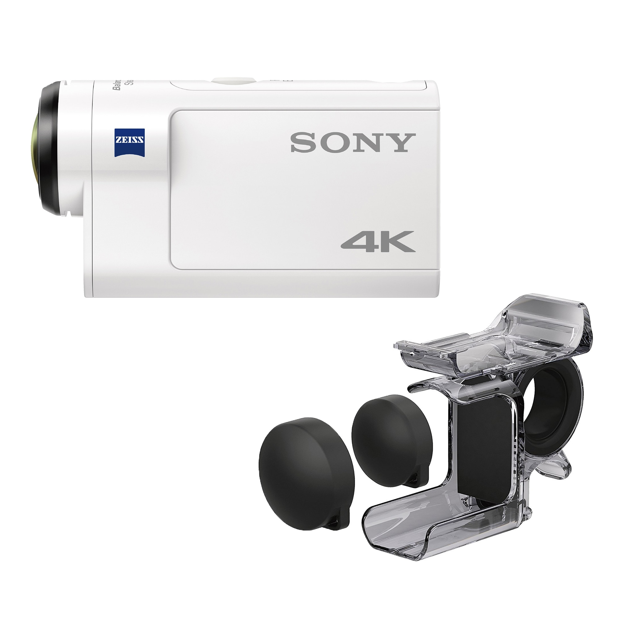 Fotografie Camera video sport Sony Action Cam FDR-X3000, 4K, Optical SteadyShot