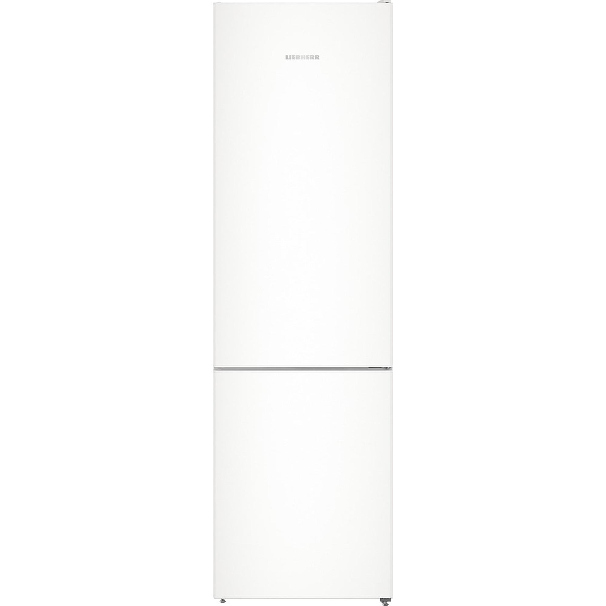 Fotografie Combina frigorifica Liebherr Confort DN 48X13, 338 l, Clasa A++, No Frost, H 201.1 cm, Alb