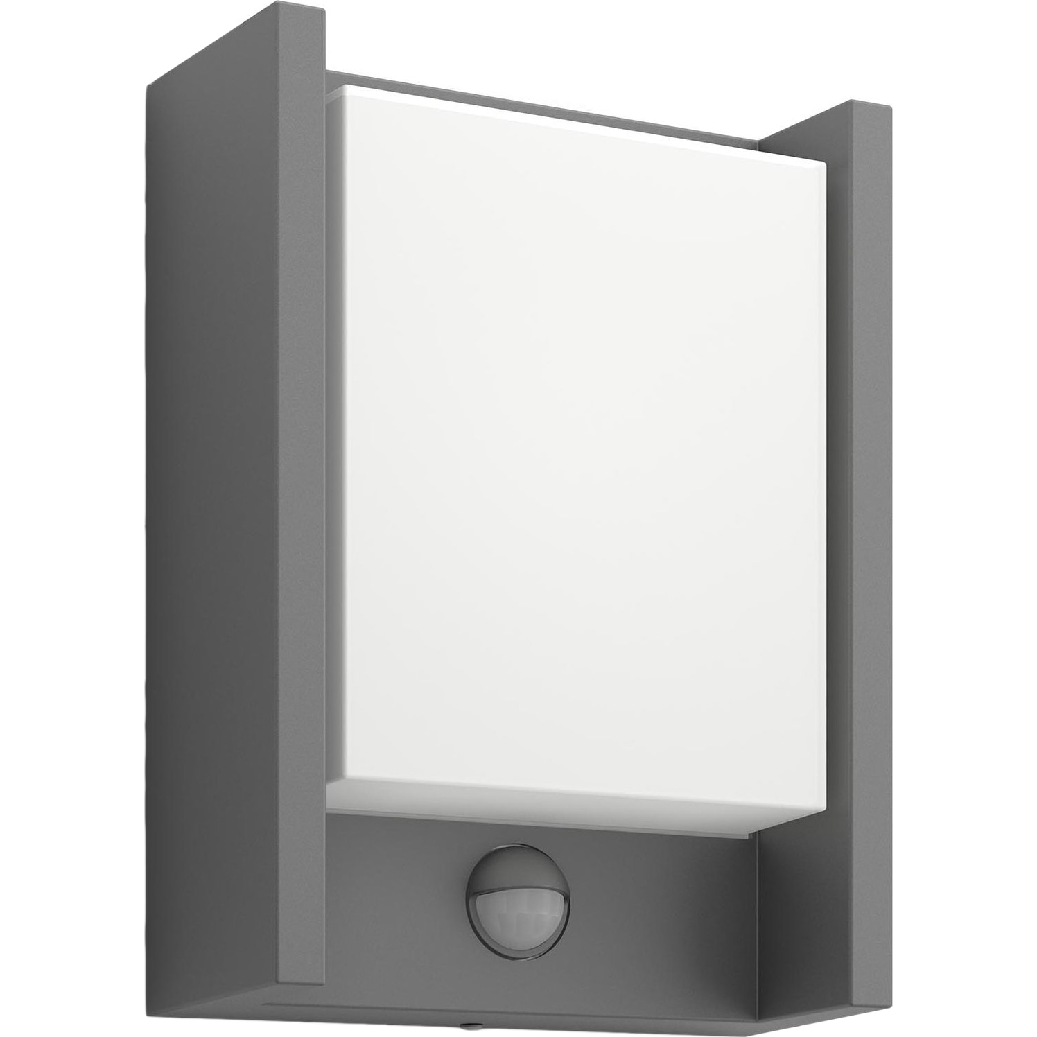 mozgásérzékelős kültési fali lámpa