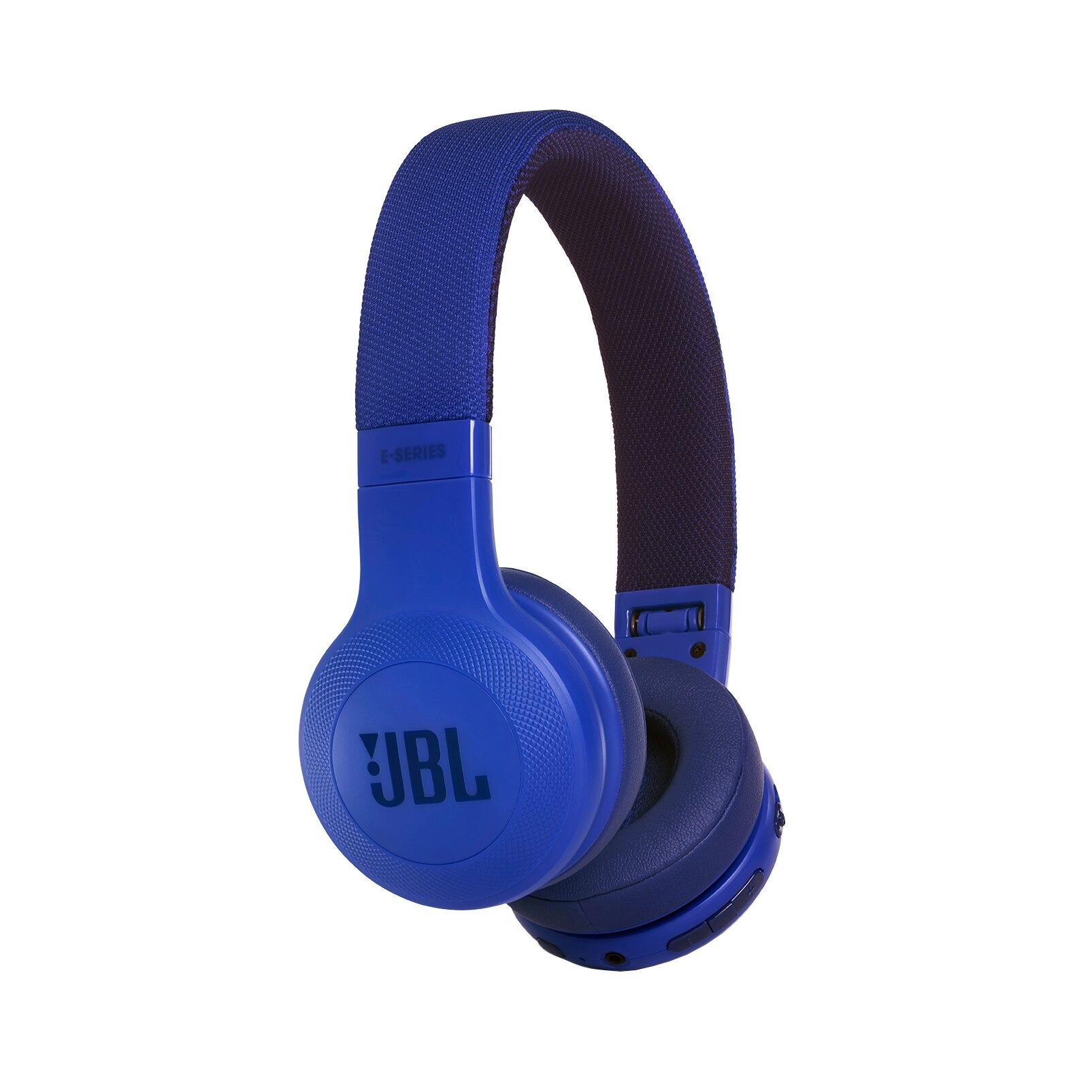 Fotografie Casti audio on-ear JBL E45, Bluetooth, Blue