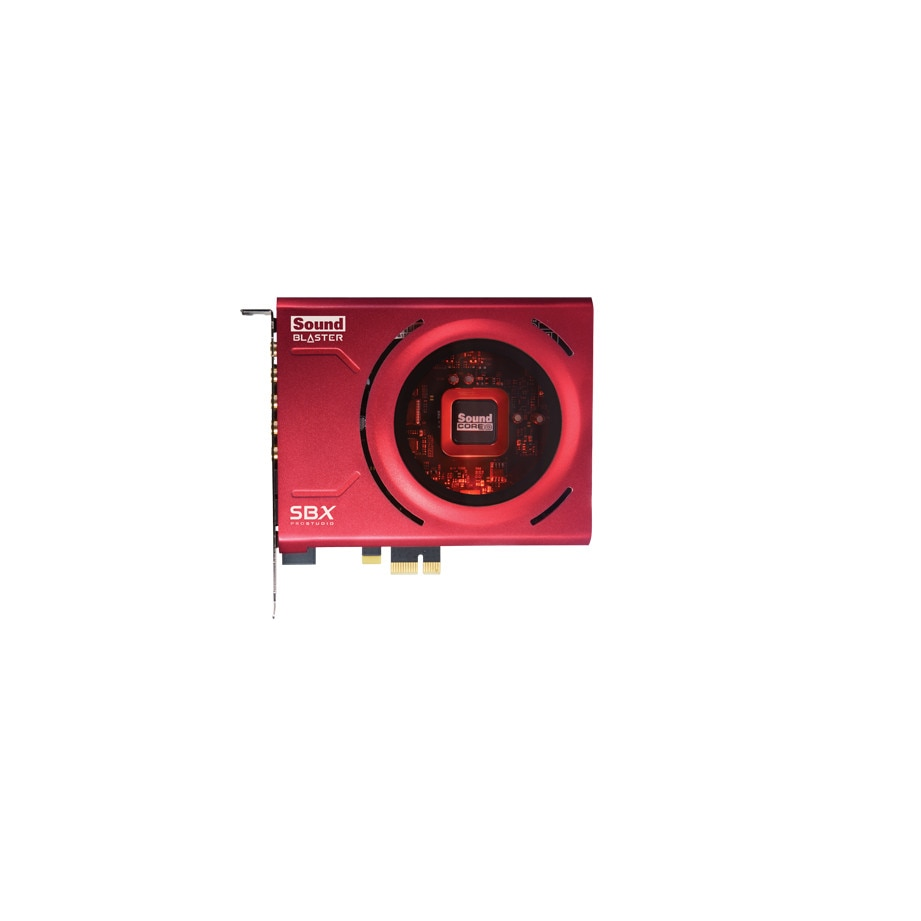 Fotografie Placa de sunet Creative Sound Blaster ZX, PCI-e, 5.1