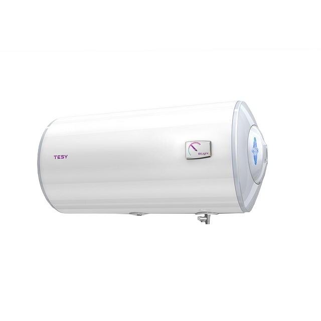 Fotografie Boiler electric orizontal TESY BiLight GCH 1004420 B12 TSRC, 100 litri, 2000W, 0.8 Mpa, 18 mm, Protectie anti-inghet