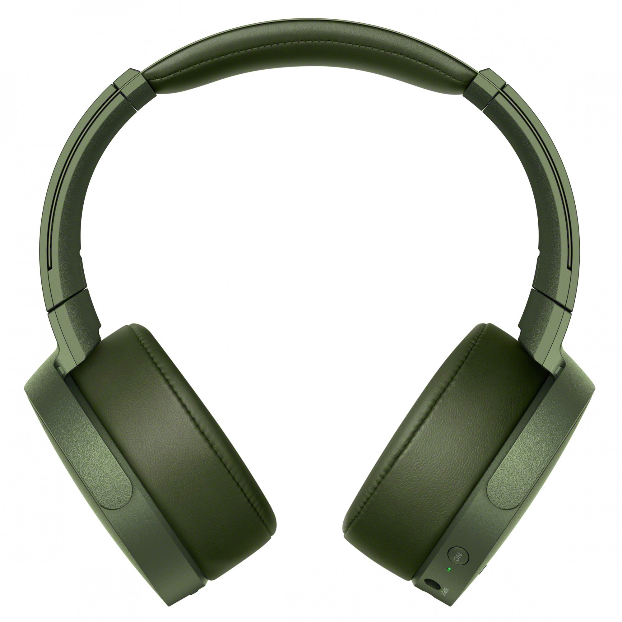 Fotografie Casti audio Sony MDRXB950N1G, EXTRA BASS, Noise cancelling, Wireless, Bluetooth, NFC, Verde